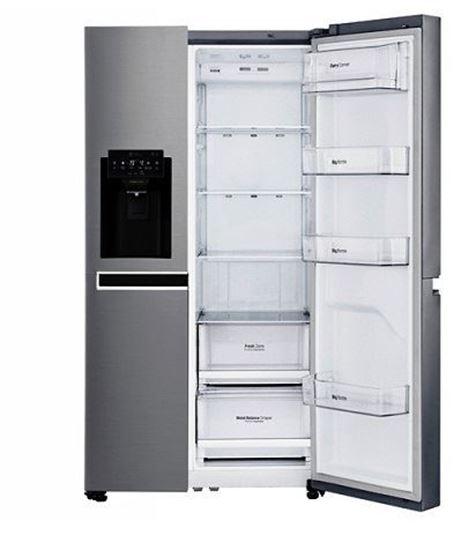 یخچال ال جی ساید بای ساید 28 فوت GC-J247SLUV LG Refrigerator | GC-J247SLUV LG Refrigerator Door-in-Door
