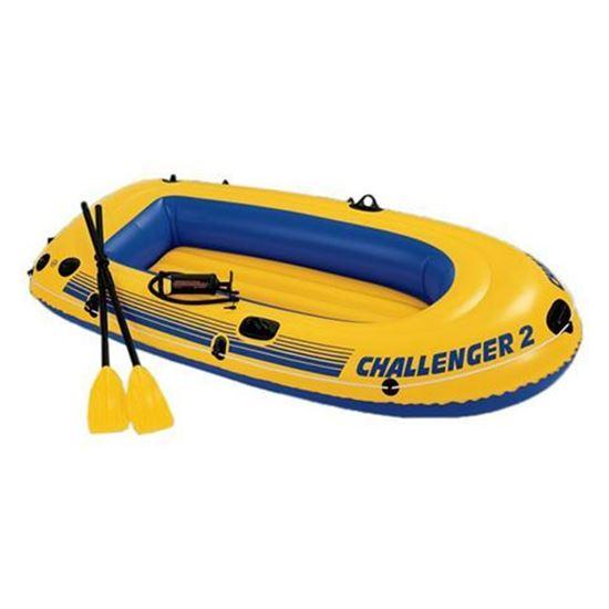 تصویر قایق بادی اینتکس مدل 68367 _CHALLENGER-2