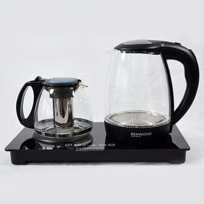 تصویر چای ساز پیرکس کنوود مدل KENWOOD KW-3385