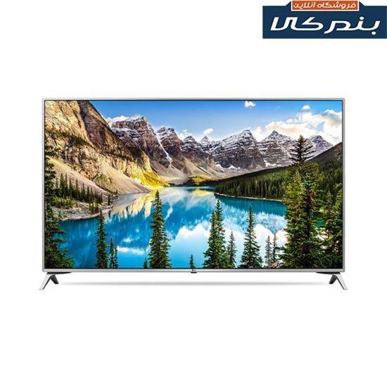 تصویر تلویزیون ال جی 65UJ651V سری UJ651