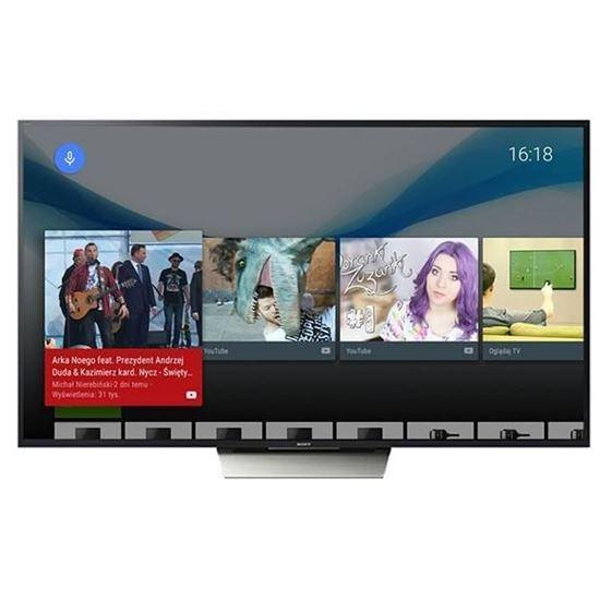 تصویر تلویزیون هوشمند سونی مدل 55X8500D سایز 55 اینچ