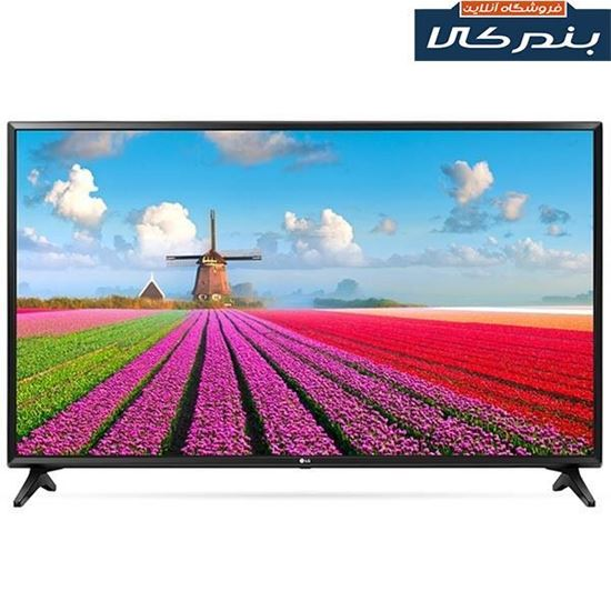 تصویر تلویزیون اسمارت 55 اینچ ال جی 55LJ550V