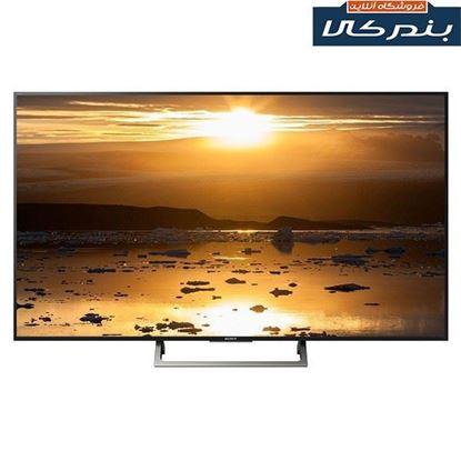 تصویر تلویزیون 55 اینچ 4K سونی 55X8500E
