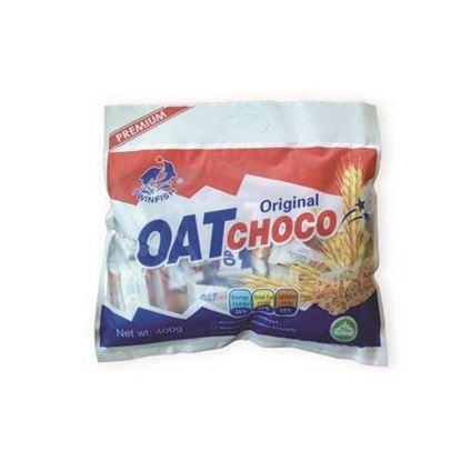 تصویر شکلات غلات رژیمی oat choco
