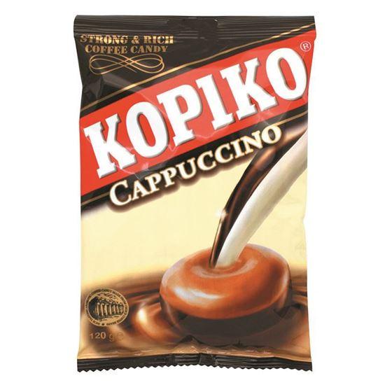 تصویر آبنبات کاپوچینو کوپیکو Kopiko بسته 120 گرمی