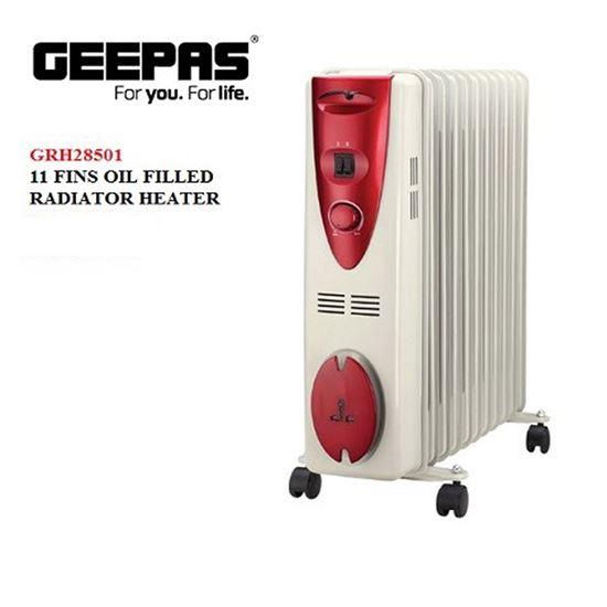 تصویر رادیاتور  برقی جیپاس مدل GRH28501