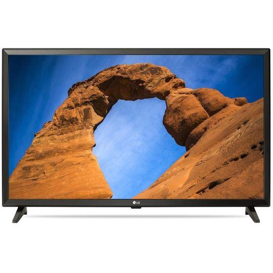تصویر تلویزیون 32 اینچ ال جی مدل 32lk510bpld