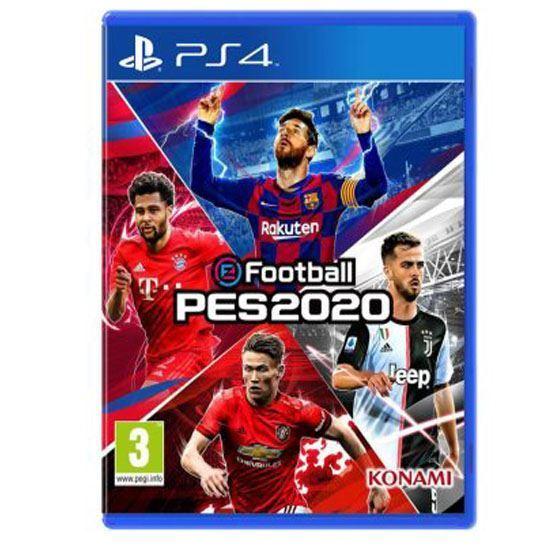 تصویر بازی PES 2020 Football مخصوص PS4